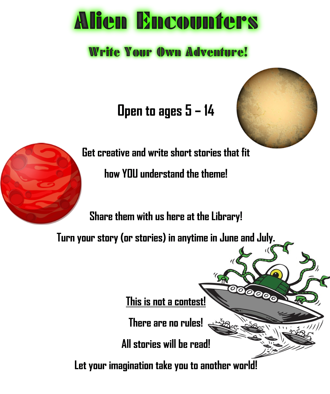 Alien Encounters - Writing Exercise.jpg